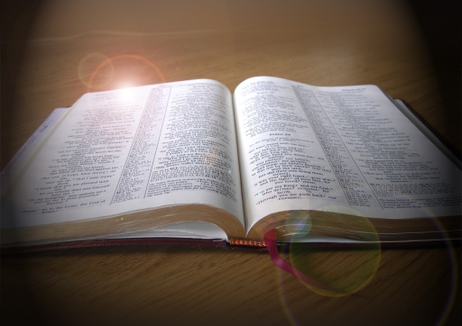 The Holy Bible will help and guide us in our daily life.