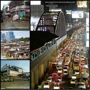 Metro Manila today.