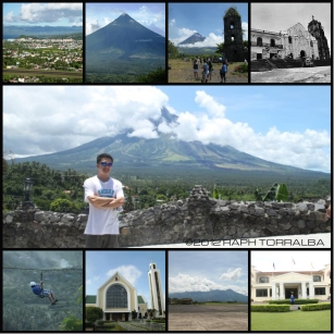 The photos of tourists destinations in Naga City and Legazpi City taken by RACuervo staff and a budding lensman, Raph Torralba.