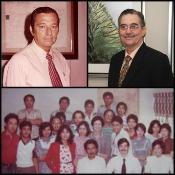 The father and son tandem in real estate appraisal and valuing together with their real estate appraisers at Cuervo Appraisers Inc.