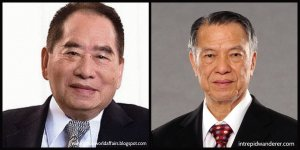 Henry Sy and Lucio Tan are one of Filipino-Chinese businessmen with stakes in the real estate industry.