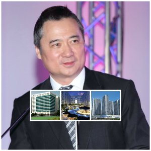 SMDC President, Henry Sy, Jr. and the projects of SMDC.