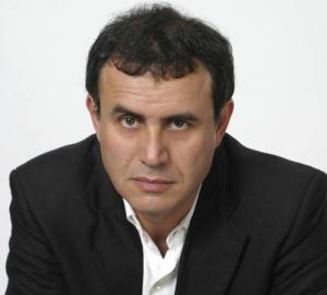 Mr. Nouriel Roubini.(Photo source: www.abs-cbnnews.com)