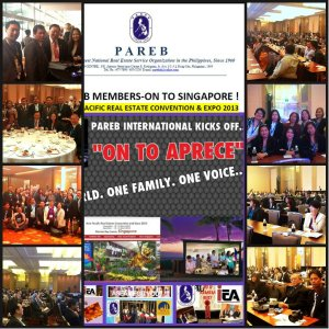 Scenes from the 1st Asia Pacific Real Estate Convention and Expo.