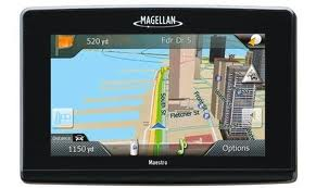 Magellan GPS Device