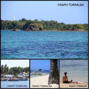 Views from Malapascua Island.