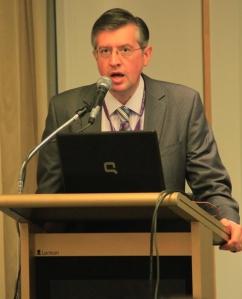 Mr. Bill Jones, Director of RICS Singapore.