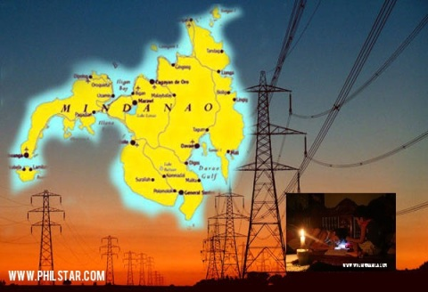 An average of 8 hours of power outages a day affects the provinces in Mindanao and Iligan City, Lanao Del Norte, and Misamis Occidental even experiences 2 rounds of brownouts a day.
