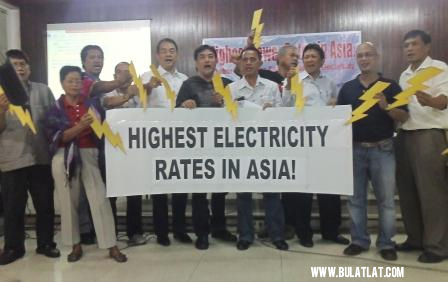 Businessmen and investors voice out their concerns on high electricity rates
