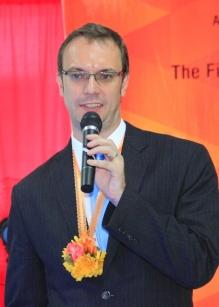 Mr. Terry Blackburn, CEO of Ensign Media.