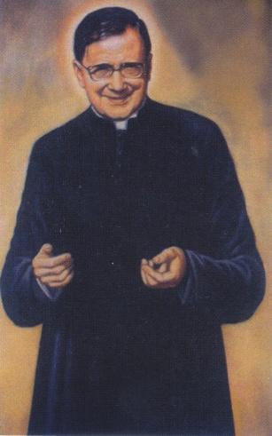 St. Josemaria Escriva.