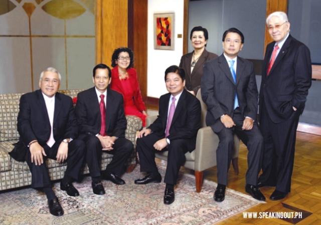 The members of Monetary Board.