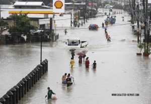 Metro Manila keeps on flooding during rainy season every year.