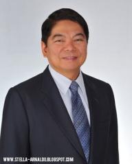 BSP Governor, Amando Tetangco.
