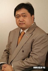 Finance Secretary, Cesar Purisima.