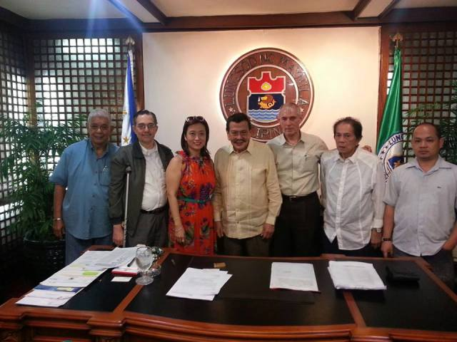 Manila Real Estate Practitioners, Experts and Consultants have committed to contribute their support, time, and effort to help Mayor Joseph Estrada in the revitalization of the city of Manila.