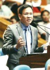 Samar (2nd District) Representative, Mel Senen S. Sarmiento