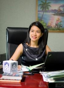 Pag-IBIG Fund CEO, Atty. Darlene Marie B. Berberabe