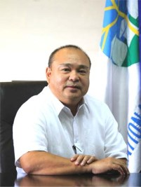 Atty. Chito M. Cruz, General Manager of National Housing Authority