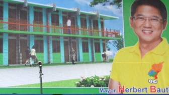 "Mayor Herbert ""Bistek"" Bautista and his project Bistekville"