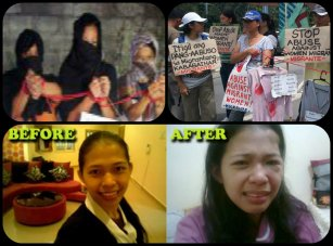 SoOur poor OFWs specially women are helplessly abused in other countries.