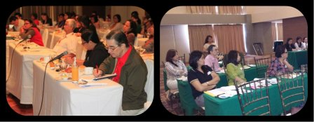 We sharpen & improve our knowledge in real estate by attending CPE seminars.