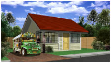 Tyler Unit - Prefabricated House @ P250,00 up by Vasbuilt