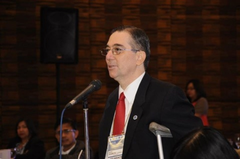 Professional Regulatory Board for Real Estate Service, Board Member, Ramon C.F. Cuervo III, shares his ideas on Land & Real Estate Economics during a Ramon C. Cuervo III