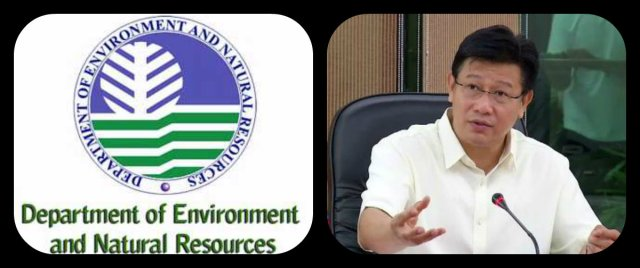 Department of Environment and Natural Resources Secretary Ramon J.P. Paje. Their mandate is to protect not to destroy.