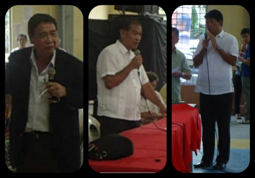 The opposition Atty. Monsod The mediator Atty. Osorio and The attorney of Manila Goldcoast Development Corporation Atty. Ventoranza