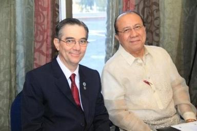 CREBA CHARLIE GORAYEB & PRBRES Board Member, Ramon C.F. Cuervo III