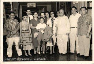 FAMILY OF REALTORS, CALERO - CUERVO & Co. ONE OF THE ORIGINAL REALTORS OF MANILA