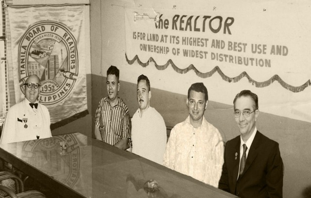 THREE GENERATIONS OF QUALITY REAL ESTATE SERVICES, A TRUSTED LEGACY, PILLARS OF THE REAL ESTATE INDUSTRY IN THE PHILIPPINES