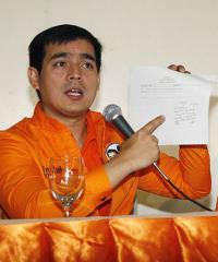 Manila Vice Mayor isko Moreno
