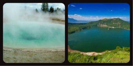 collage LAKE